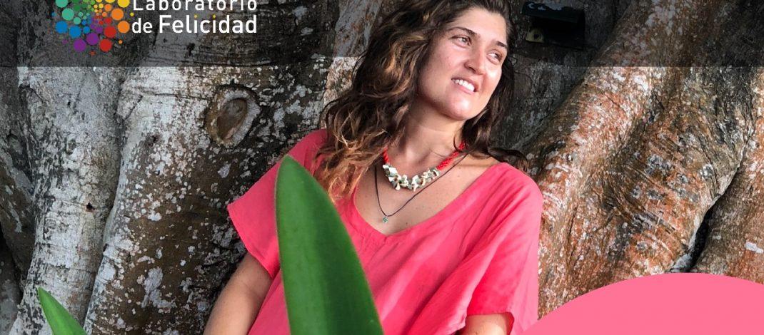 """Entrevista a Paula Andrea Jiménez sobre el taller """"Raíces de tu felicidad"""""""
