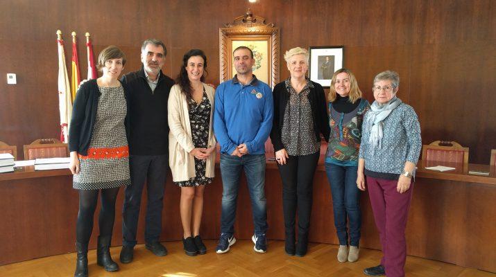 La Felicidad SÍ es cosa de palabras: entrevistas personales en el centro de día de Moncalvillo